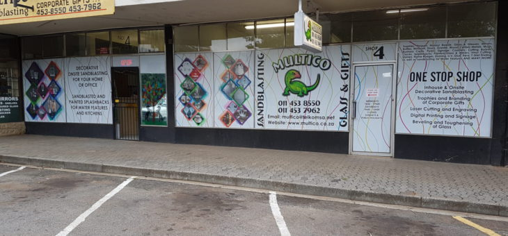 Shop Front Design Services